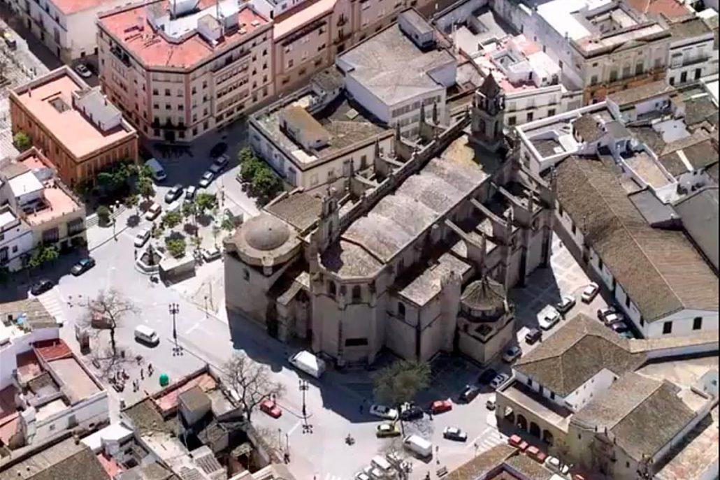 ▷ El barrio de SANTIAGO de Jerez: Flamenco y mucha historia