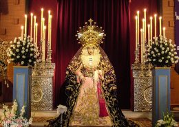 Coronación canónica de la Concepción. Jerez 2004