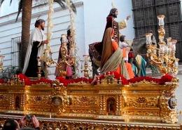 Hermandad de la Borriquita. Semana Santa Jerez