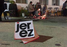 Las zambombas de Jerez, sus vinos y sus correspondientes micciones