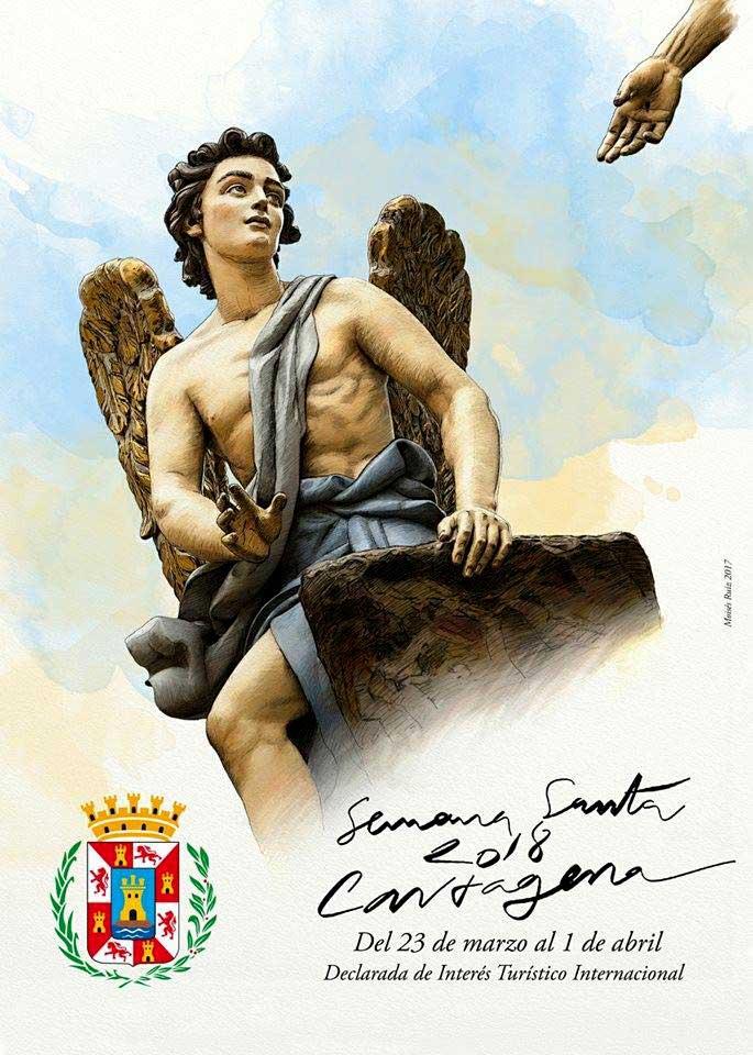 cartel-semana-santa-cartagena-2018