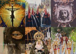 La Semana Santa 2018 en carteles
